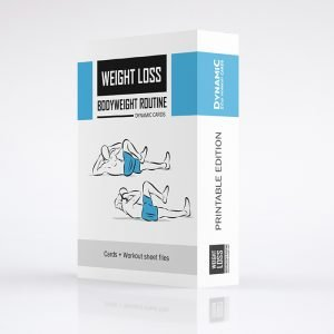 Weight Loss Exercise Routine Product Men