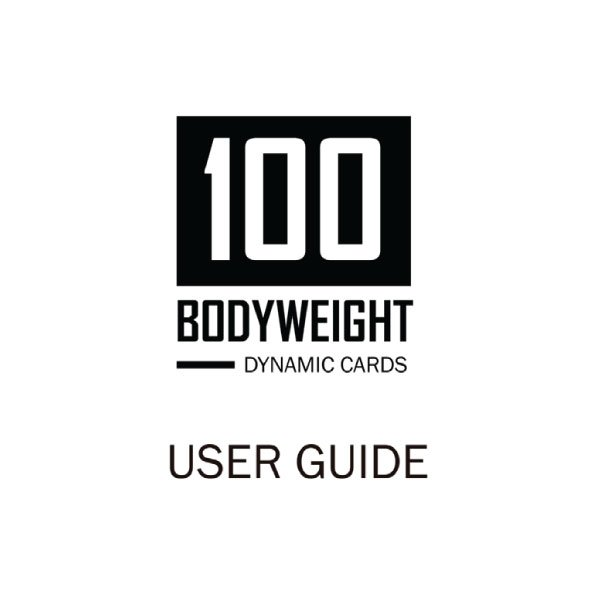 User Guide - PDF