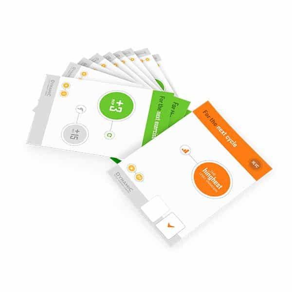44 Dynamic Workout Cards